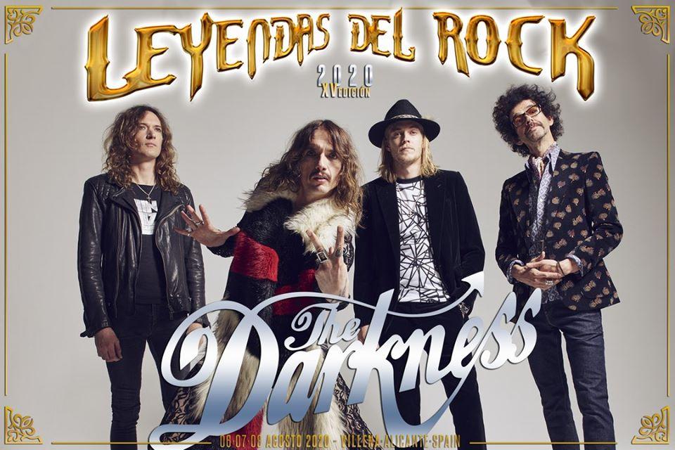 The Darkness Leyendas del Rock