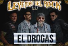 El Drogas Leyendas del Rock 2020