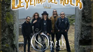 Opeth Leyendas del Rock
