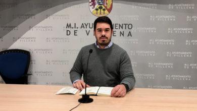 Miguel Ángel Salguero, portavoz del PP