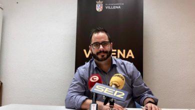 Javier Martínez concejal Villena