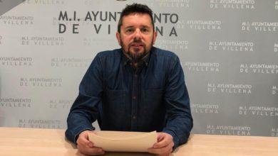 Francisco Iniesta concejal Villena
