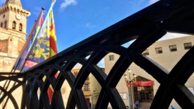 Balcón Alcaldía Villena