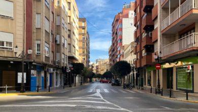 calles vacías villena