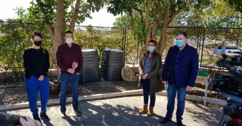 compostador escolar villena