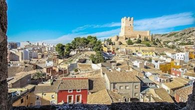 Castillo Rabal Villena