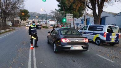 Control policial Villena
