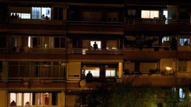 balcones confinamiento