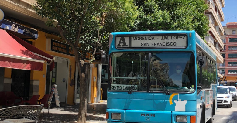 autobus urbano villena