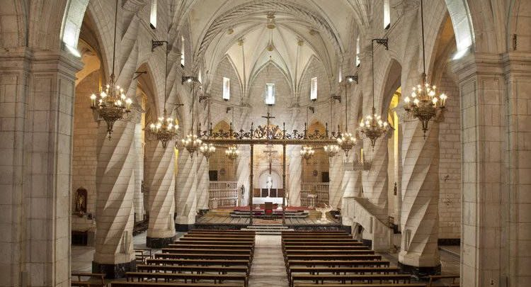 iglesia santiago villena