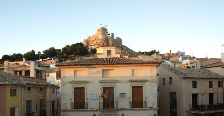 Fachada del Ayuntamiento de Biar