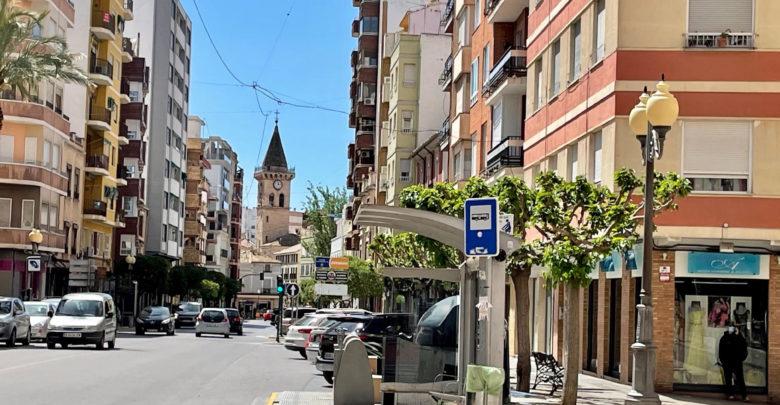 Avenida de la Constitución Villena