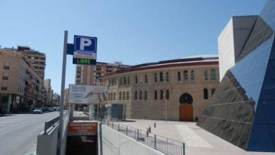 parking plaza