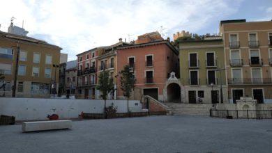 plaza mayor villena